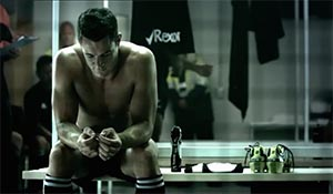 NAKED – Rexona All Blacks